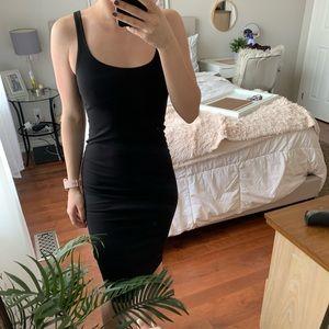 Black Bodycon Midi Dress | Forever 21
